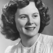 1948-49 Beverley Ann Young