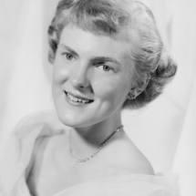 1953-54 Margaret Brett
