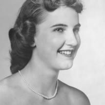 1956-57 Maureen Gibson