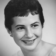 1960-61 Hallie Smith